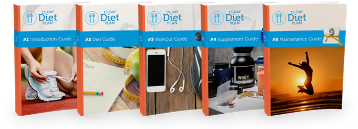 15 Day Diet Plan - Dokumenteret Fat Burning Vægttab Di.et System?