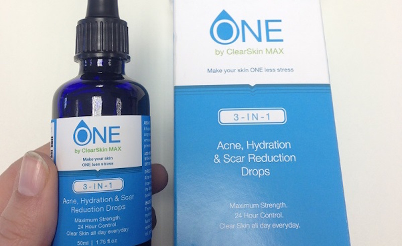 One™ by Clear Skin Max Review – For natural clear skin