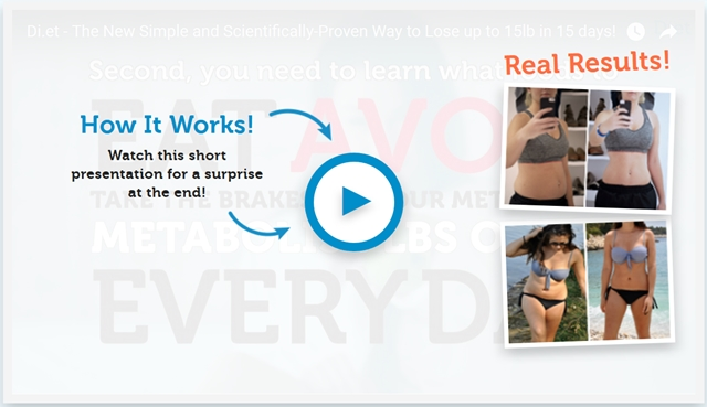 15 Day Di.et Plan Review – The Fastest Weight Loss Plan?