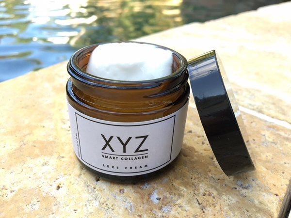 XYZ Smart Collagen Luxe Cream Review - Endelig en økologisk fløde I Love!