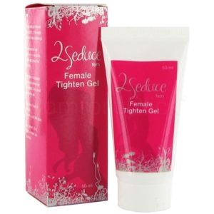 2Seduce Female Stram Gel Review - Fordele, Ingredienser og bivirkninger