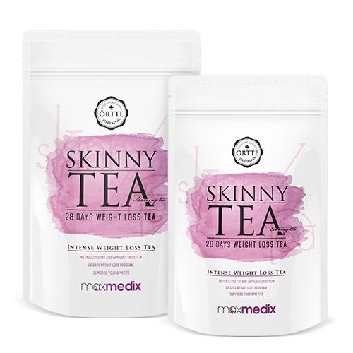 Örtte 28 Day Skinny Tea Review - to tedy ve skutečnosti?