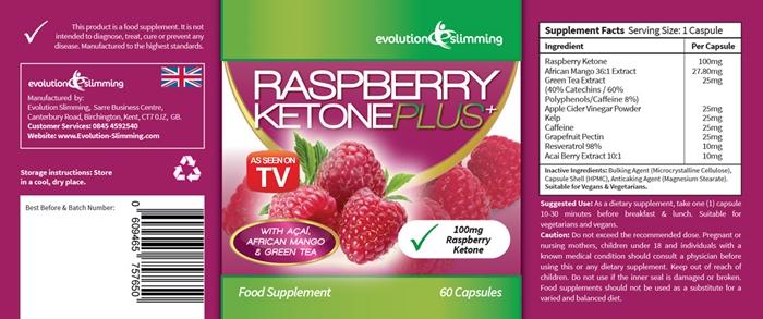Raspberry Ketone Plus Składniki - Jak to działa?