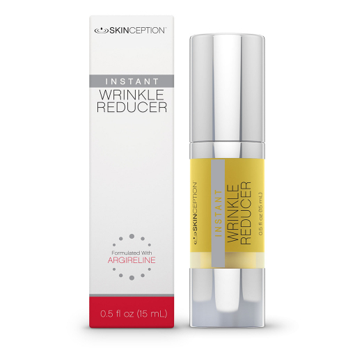 Skinception Instant Wrinkle Reducer Review - Look 10 vuotta nuorempi?
