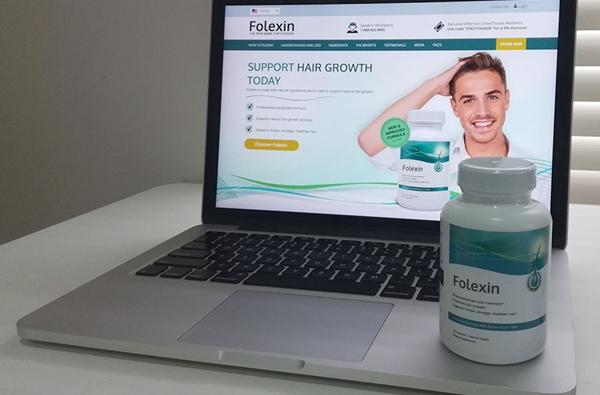 Folexin Treatment Review 2017 - minska håravfall, främja hårväxt